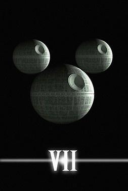 Disney Star Wars Episode VII 7