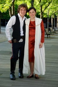 Star Wars Prom Couple 1