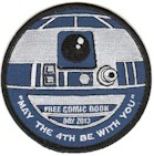 Star Wars Free Comic Book Day Blue Milk Special