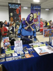 Unemployed Skeletor - Skelly with Blue Milk Special