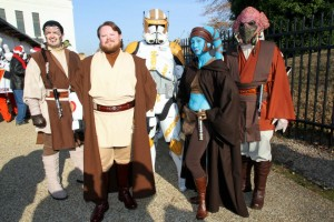 Jedi Dominion Parade 2012