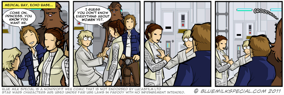 Han has much to learn