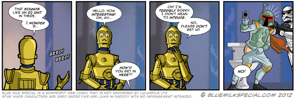 C3PO's Shocking Discovery